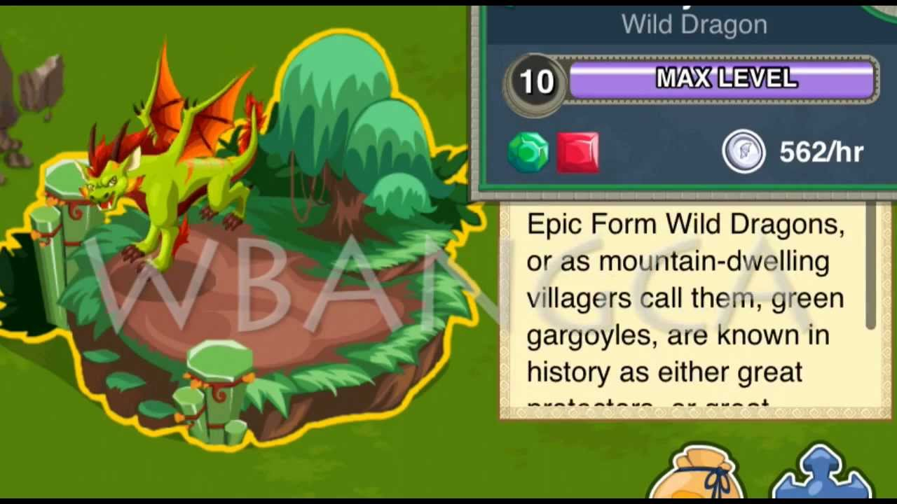 Dragon Story App - Wild Dragon Evolution