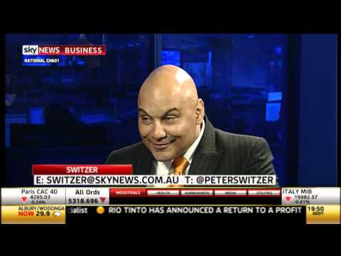 Perth Marketing Firm Director Mark da Silva interviewed on Switzer Daily; Sky Business News