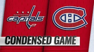 Washington Capitals vs Montreal Canadiens – Sep.20, 2018 | Preseason | Game Highlights | Обзор матча