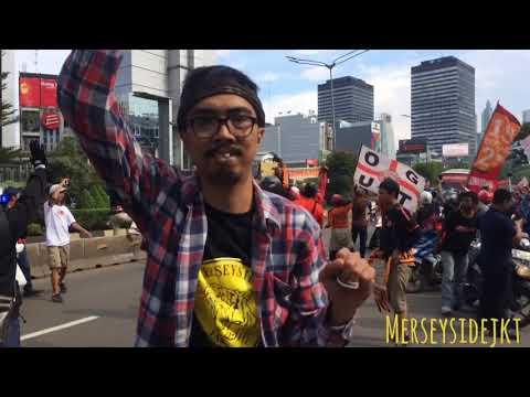 #MRSYDvlog 6 : PERSIJA JUARA PIALA PRESIDEN JAKARTA PESTA PORA!!