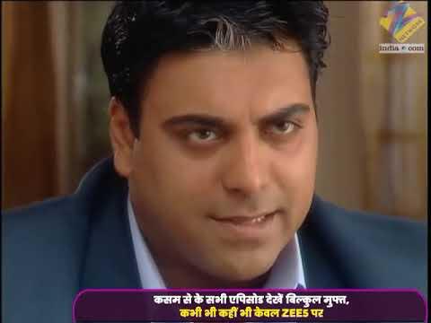 Download Kasamh Se - Zee TV Show - Watch Full Series on Zee5 | Link in Description