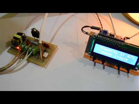 Блок управления (таймер) для точечной, контактной сварки, споттера (двойной импульс) - обзор
