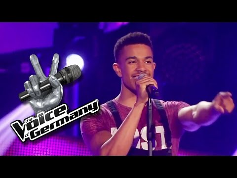 Jealous  Labrinth  Matthias Nzola Zanquila   The Voice of Germany 2015  Auditi