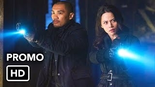 "Dark Matter 2x05 Promo ""We Voted Not To Space You"" (HD)"