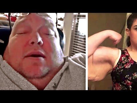 До и После: 4 невероятные истории похудения.