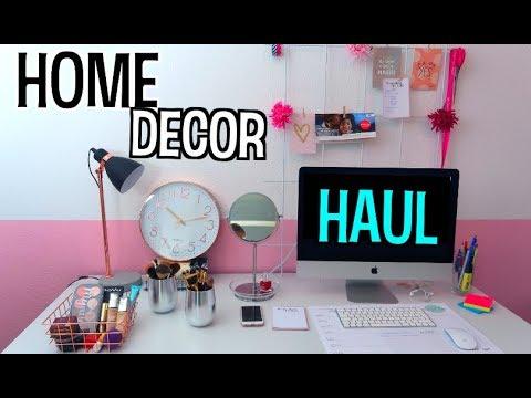 Xxl Home Deko Haul Ikea Primark Tkmax Deko Haul Fur Meine Neue