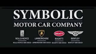 Bugatti Veyron'un sahibine veriliş anı.