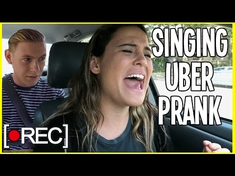 HIDDEN CAMERA UBER PRANK 3 | AYYDUBS