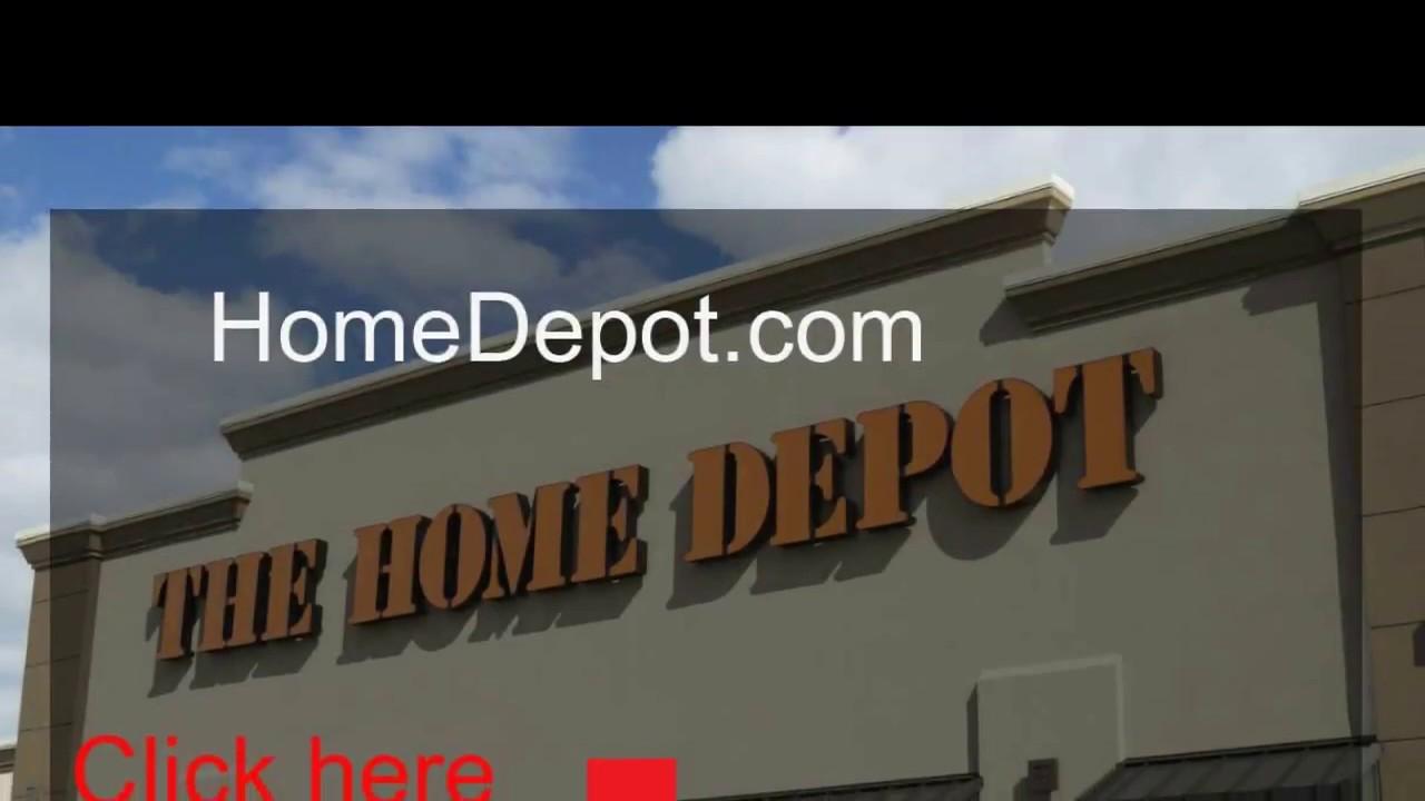 Www homedepot com survey 2018