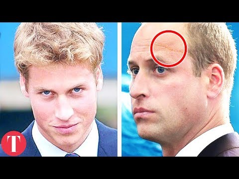 The True Story Behind Prince William And Prince Harry