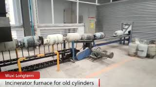 Incinerator furnace