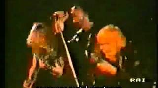 Awesome Iron Maiden   1.Another Life  Milan 1981