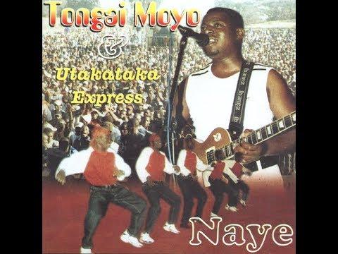 Download Tongai Moyo - Naye (Full Album)