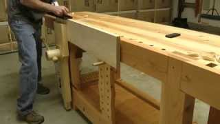 42 - The Roubo Workbench In Action