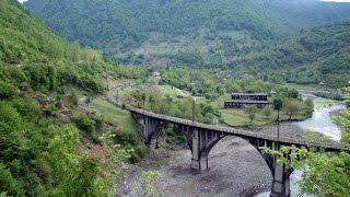 Дни России в Абхазии. Выступление акапеллы