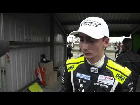TRS2016 Ferdinand Habsburg round 1 interview
