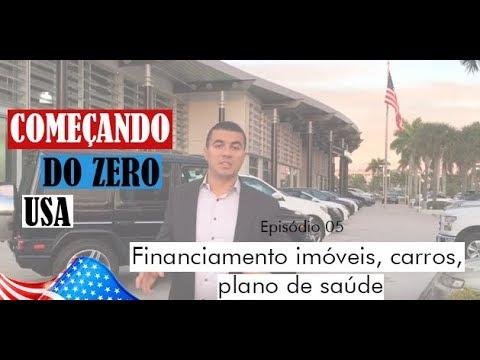 Começando do Zero - USA - Temporada 01 - Episódio 05 - Financiamento imóveis, carros, plano de saúde