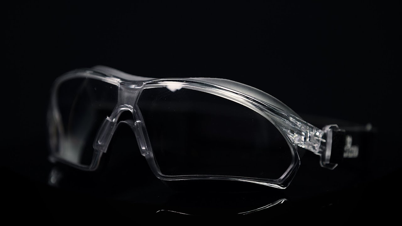 NoCry Lightweight Safety Goggles