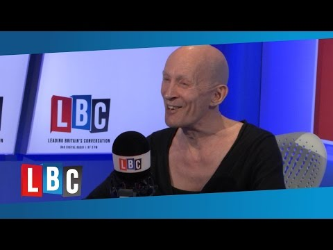 James O'Brien Speaks To Richard O'Brien - 22nd September 2015