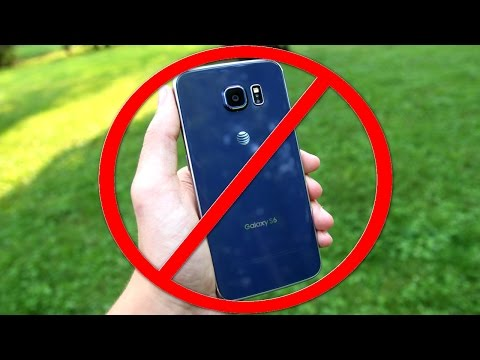 6 Reasons NOT to Buy the Samsung Galaxy S6!