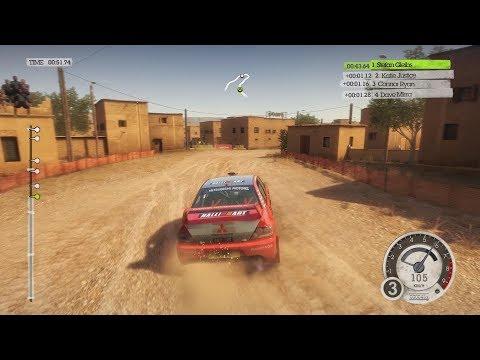 Dirt 2 - X Games Europe (Croatia, Morocco, London) On Hardcore Difficulty