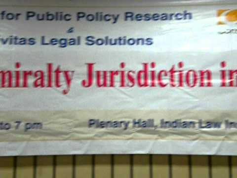 Redefining Admiralty Jurisdiction in India-1