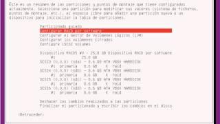 RAID 5 en Ubuntu Server 14