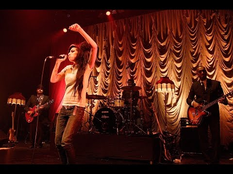 Amy Winehouse The Best Live Compilation 2