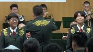 陸上自衛隊東部方面音楽隊 吹奏楽 おさかな天国