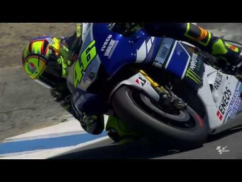 Laguna Seca 2013 - Yamaha in Action