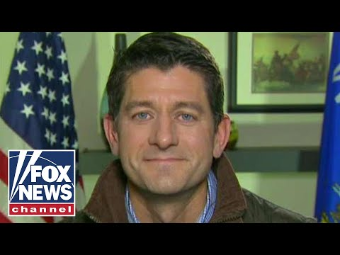 Paul Ryan on his election predictions, political future