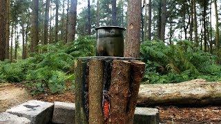 Alternative Swedish Fire Torch.