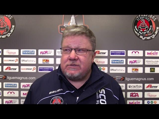 Interviews fin de saison 2017/2018 - Christer Eriksson