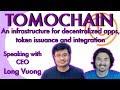 TomoChain Founder Long Vuong chats with BlockchainBrad (BCB) about TomoChain: a new platform
