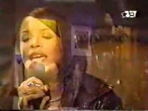 Aaliyah one i gave my heart to  not my property
