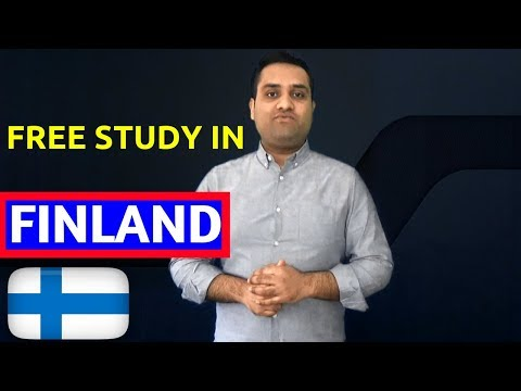 Study in Finland for Free