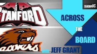 College Football Picks: Stanford Cardinal vs. Oregon State Beavers