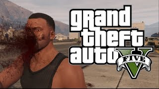 GTA 5 - CRAZY KILL + REACTION!!