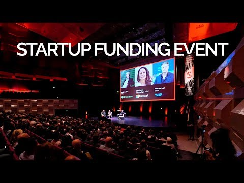 Startup Funding Event Rotterdam 2019 - Main event - Official aftermovie