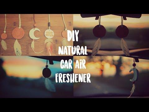 D.I.Y Natural Car Air Freshener