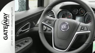 New 2016 Buick Encore St Louis MO St Charles, MO #160678