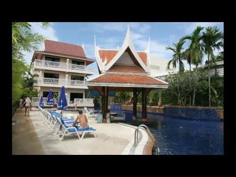 Обзорные фото отеля Kata Poolside Resort 3* Пхукет, Тайланд