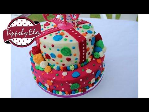verlobungs torte 3 st ckige torte selber machen liebes. Black Bedroom Furniture Sets. Home Design Ideas