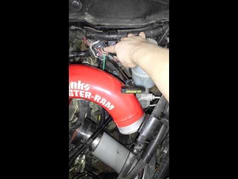 How to fix 2003 Dodge Cummins P0483 P2509 won't start   Doovi