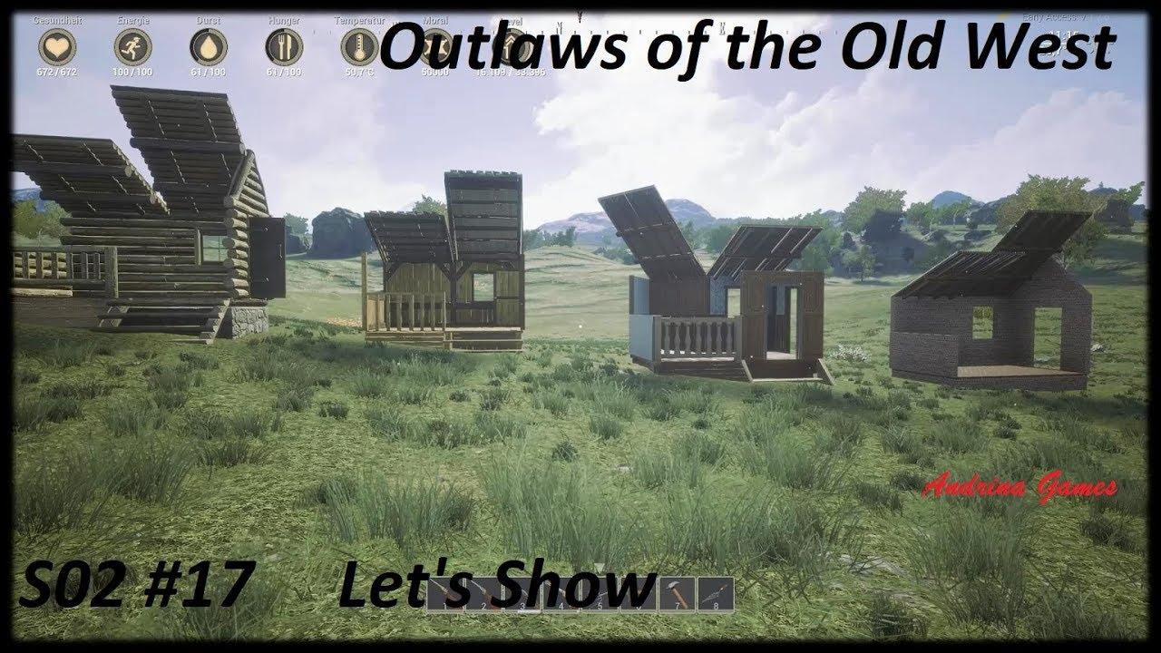 Outlaws Deutsch