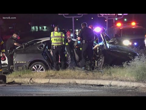 Street racing may have caused crash, police say