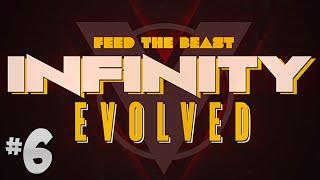 FTB Infinity Evolved - Ep.6 - New Base & Botania Basics!
