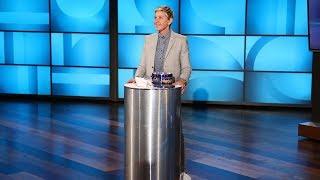 Ellen Shares Her Random Thoughts