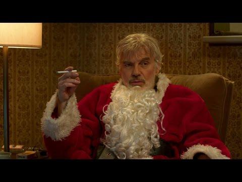 "Трейлер х/ф ""Плохой Санта 2"" [R] в переводе Гоблина"