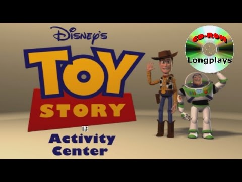 disneys activity center toy story cd rom longplay 34 - Toy Story Activity Center Download